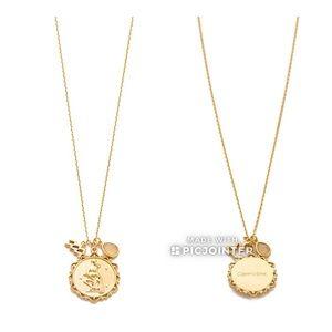Tai Jewelry Capricorn Pendant Gold eookoZlu
